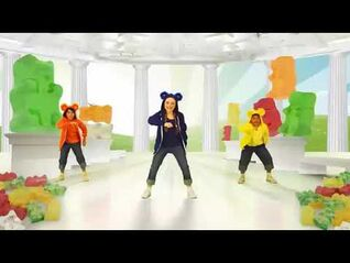 Just Dance Unlimited - I'm A Gummy Bear (The Gummy Bear Song) - Video Preview
