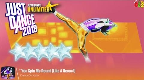 You Spin Me Round (Like a Record) - Just Dance 2018