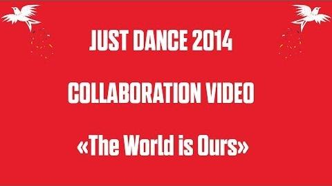 Collaboration with the Just Dancers - The World is Ours UK
