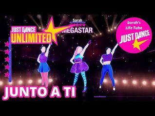 Junto a Ti, Disney's Violetta - MEGASTAR, 3-3 GOLD, P2 - Just Dance 2016 Unlimited -PS5-