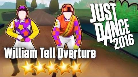 Just Dance 2016 - William Tell Overture - 5 stars