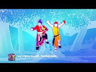 Just Dance 2018 (Kids)- Kung Fu Fighting (Dave Ruffy-Mark Wallis Remix)