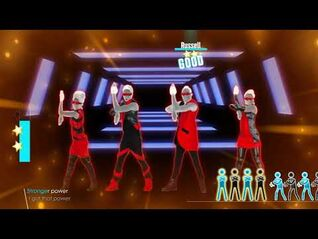 Just Dance 2018 Unlimited That POWER (Gameplay)