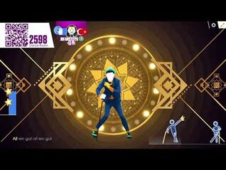 Just Dance Now - A Little Party Never Killed Nobody 5 stars (Megastar)