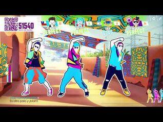 Just Dance Now Mi Gente