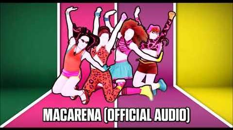 Macarena (Official Audio) - Just Dance Music