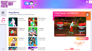Tribaldancealt jdnow menu computer 2020