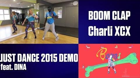 Boom Clap - Exclusive demo! (UK)