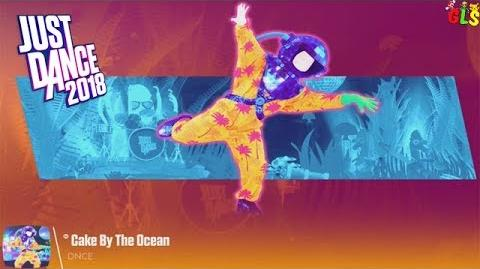 Cake By The Ocean - Just Dance 2018