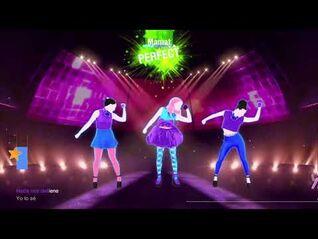 Junto A Ti Disney Violetta Just Dance 2019 ( Unlimited ) 4 étoiles