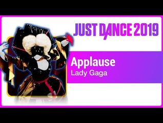 Just Dance 2019 (Unlimited)- Applause