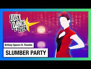 Just Dance 2021 Unlimited- Slumber Party by Britney Spears ft