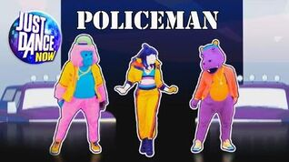 Policeman - Just Dance Now
