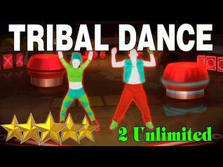 🌟 Just Dance 4 - Tribal Dance 2 Unlimited 🌟
