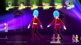 I Love It (Guards Dance) - Just Dance 2015