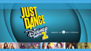 Jddisney2 starting screen