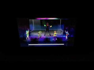 Just Dance 4 - Rock N Roll (Will Take You To The Mountain) (Puppet Master Mode) (Wii U Gamepad View)