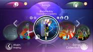 Boomsday jd3 menu