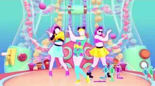 Bubble Pop! Unlimited Just Dance 2018