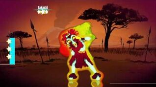 Dagomba - Just Dance 2016