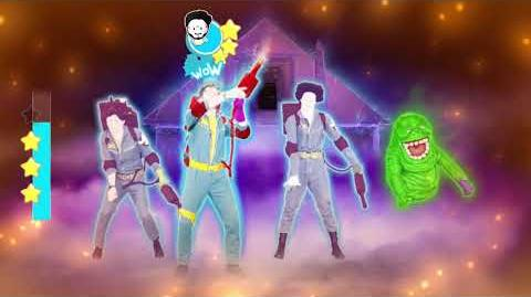 Ghostbusters - Just Dance 2018 (Kids Mode)