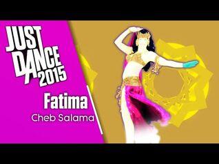 Just Dance 2015- Fatima