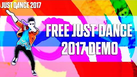 Just Dance 2017 Demo Trailer (Version 1) - Ubisoft (UK)