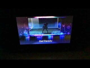 Just Dance 4 - Disturbia (Puppet Master Mode) (Wii U Gamepad View)