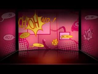 Oh No! background - Just Dance 4