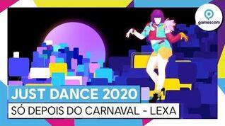 Só Depois Do Carnaval - Gameplay Teaser (UK)