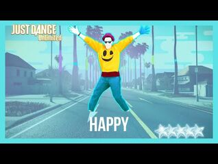 Just Dance 2017 (Unlimited) - Happy
