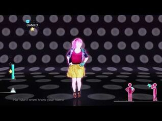Just dance 2014 Katy Perry I Kissed A Girl Wii U