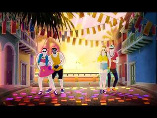 Just Dance 2018 - Despacito (NO GUI)