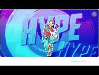 Just Dance 2021 - Hype - Megastar