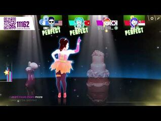 Just Dance Now- PrimaDonna by Marina and the Diamonds (5 stars)