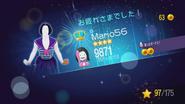 Kisshidori score