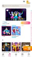 7rings jdnow menu phone 2020