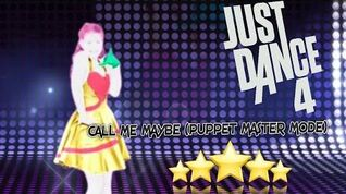 Call Me Maybe (Puppet Master Mode) - Just Dance 4