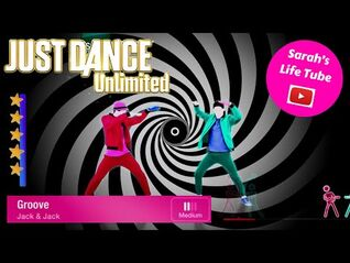 Groove, Jack & Jack - 5 STARS - Gameplay - Just Dance 2017 Unlimited -PS5-