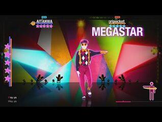 Hey Ya! - Outkast - Medium, Just Dance 2, Megastar