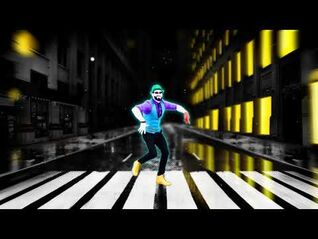 Just Dance 2018 Extract - Risky Business (NO GUI)