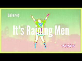 Just Dance 2021 (Unlimited) - It's Raining Men
