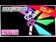 Problem - Just Dance Unlimited Gameplay Teaser (US)