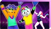 Thankyoudance jdnow playlist website icon