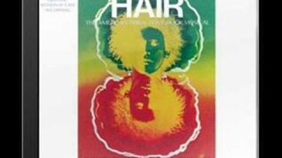 """Aquarius"" AND ""Let The Sunshine In"" Hair (the original Broadway cast) (lyrics)"
