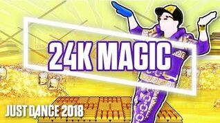 24K Magic - Just Dance 2018 (Demo)