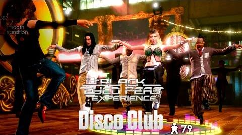 Disco Club - The Black Eyed Peas Experience (Xbox)