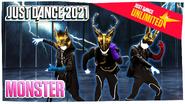 Monster thumbnail us