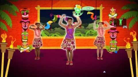 The Tiki Tiki Tiki Room - Just Dance Kids 2014