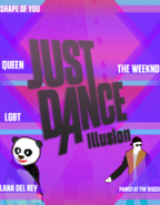 Just Dance Illusion